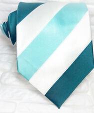 Cravatta Uomo Nuova 100% seta Top quality Made in Italy marca Morgana