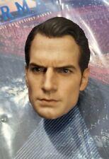 Hot Toys MMS465 Superman Justice League Figure Henry Cavill 1/6 Head