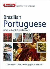 Berlitz Phrase Book & Dictionary Brazilian Portuguese Latest Edition