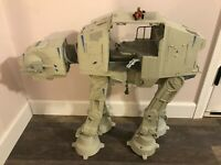 Star Wars Imperial AT-AT Walker Vehicle 2010 Legacy Vintage Collection Works