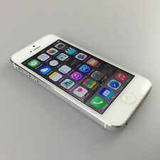 Apple iPhone 5s - 16GB -  SILVER (Unlocked) NEW IN ORIGINAL BOX + Accessories