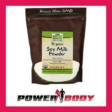 NOW Foods - Soy Milk Powder, Organic - 567 grams
