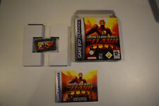 the flash justice league heroes nintendo game boy advance gba complet ds