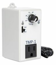 Hydrofarm C.A.P. TMP-1 Heating & Cooling Hydroponic Garden Thermostat Controller