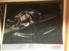 Yamaha Racing Showroom Banner R1  7ft X 6ft