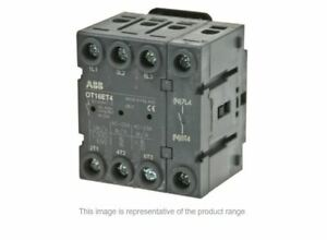 ABB 4 Pole Panel Mount Non Fused Isolator Switch, 125 A, 45 kW, IP20
