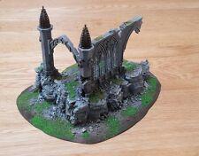 Wargame Scenery - Gothic Ruins (3) - 28 mm - Pro-standard - Frostgrave/Warhammer
