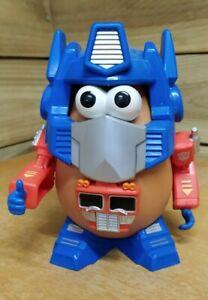 Transformers Mr Potato Head Toy Opti-Mash Prime - Playskool - Vintage Retro Cool