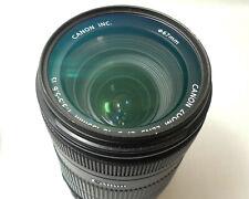 Canon EF 18-135mm f/3.5~f/5.6 IS Lens w/ Hood & Caps