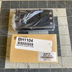 NEW Battery BH1104 Ni-MH 1100mAh 6V  for HYT TC-500 TC500 TC446 H01