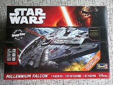 Revell SnapTite Star Wars Episode 7 Millennium Falcon Model Kit 85-1633