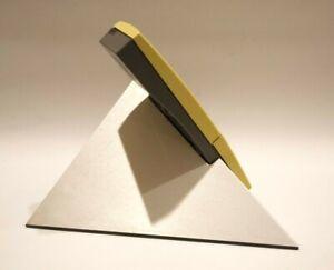 Bang and Olufsen B&O Yellow Beocom 6000 Mk1 PSTN Home Telephone Pyramid Base 005