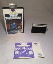 Sega® Master System™ Super Space Invaders™