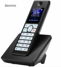 Cordless Telephone Support SIM Card Wireless Phone SMS LCD Screen Home Office