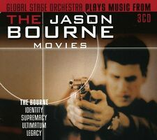 Global Stage Orchest - Plays Music from the Jason Bourne Movies (Original Soundt