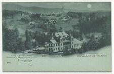 Ansichtskarten aus den ehemaligen deutschen Gebieten mit dem Thema Dom & Kirche