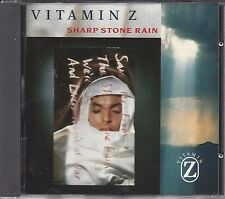 Vitamin Z - Sharp Stone Rain  (Burning Flame)  new  cd