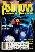 Vintage Isaac Asimov's Science Fiction Magazine January 1998 Robert Reed m700