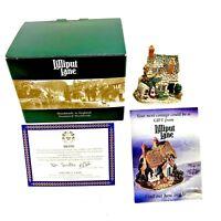 Lilliput Lane Kiln Cottage 1998 Vintage Ornament L2124 New Boxed Deeds Booklet