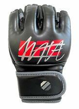 Khabib Nurmagomedov Signed UFC Glove JSA Witness COA Proof Autograph