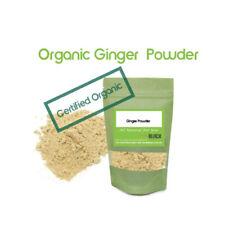 Organic  Ginger Root Powder Herbal Tea Dried Zingiber officinale