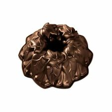 Nordic Ware Harvest Leaves Bundt #85948 - Free Shipping