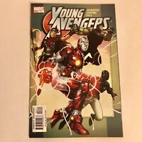 Young Avengers 3 Whedon 2005 NM Kate Bishop Marvel MCU Phase 4 SDCC Cassie Lang