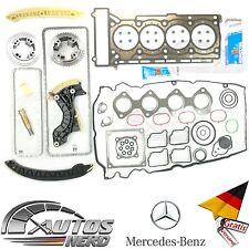 Steuerkettensatz Nockenwellenversteller Naben Nur Mercedes M271 1.8 L KOMPRESSOR