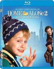 HOME ALONE 2 :LOST IN NEW YORK  -  Blu Ray - Sealed Region free for UK
