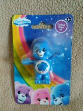 Care Bear Grumpy Figurine 2.5 Inches. Just Play NEW