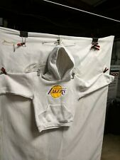 Los Angeles LA Lakers Hoodie Majestic Youth sz L (7)