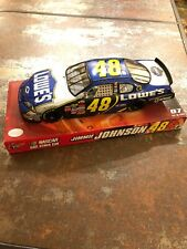 Action Collectables Jimmie Johnson 1:24 Scale 48 2005 / 2006 Lowes preview