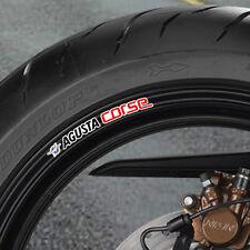 MV AGUSTA CORSE jante de roue stickers-Mille RSV F4