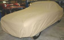 ASTON MARTIN DB2 DB2/4 MKIII FITTED TAN FLANNEL CAR COVER