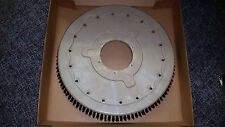 """Nylogrit 19"""" rotary carpet brush scrubber  41999-00 soft black"""
