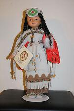 Sandy Dolls Native American Princess Series PRINCESS Meadow Flower