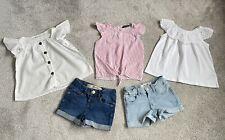 Girls Top & Shorts Bundle Age 3-4