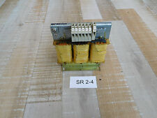 Siemens 4AP3853-0CB,Transformateur Primaire 380V,Secondaire 165V,1 KVA,3 Phasen