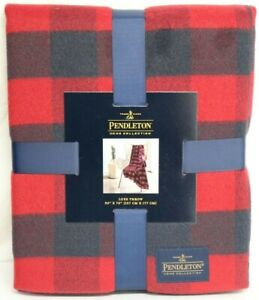 "*NEW* Pendleton Home Collection Luxe Throw Blanket  50"" X 70"""