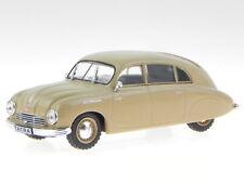 Tatra 600 Tatraplan 1950 dark beige diecast modelcar WB293 Whitebox 1:43