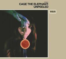 CAGE THE ELEPHANT - UNPEELED  2 VINYL LP NEW