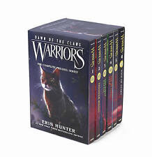 Warriors: Dawn of the Clans Box Set: Volumes 1 to 6 by Erin Hunter (Paperback, 2016)