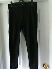 Black Jeggings Size 14reg By M And S