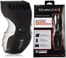 Remington MB-200 Titanium Mustache and Beard Trimmer, Black