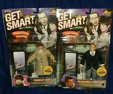 GET SMART | TV Series | MAXWELL SMART & AGENT 99 | Exclusive Premier Figures |
