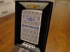 CHEVY CHEVROLET PICKUP TRUCK 100TH ANNIVERSARY ZIPPO LIGHTER MINT IN BOX
