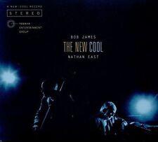 NATHAN EAST/BOB JAMES - THE NEW COOL NEW CD