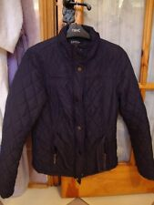 ladies navy fitted jacket size 8 from GEORGE
