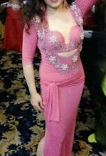 Egyptian baladi saidi belly dance costume and Christmas Lingerie Dress Gift