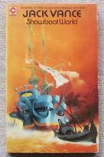 Showboat World (Big Planet #2) by Jack Vance PB 1st Coronet (UK)